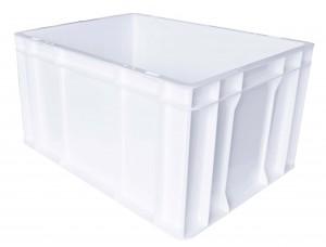 Caisse alimentaire C3 Blanc sans couvercle