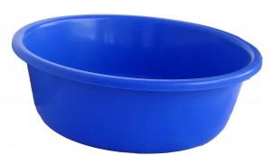 Bassine 600 bleu