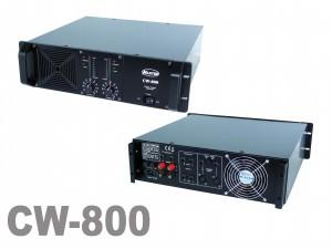 Amplificateur de puissance 2x800 Watts