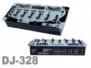 Table de mixage disqueur grand modèle