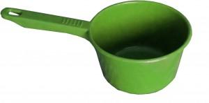 Louche de hammam vert