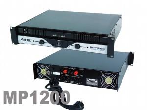 Ampli de puissance 2×1200 Watts