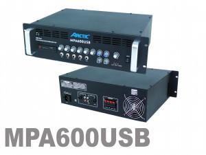 Ampli Mixeur 300 Watts avec USB