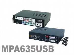 Ampli Mixeur 35 Watts avec USB