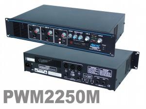 Amplificateur avec mixeur 2×250 Watts