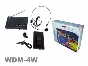 Micro casque sans fil WDM-4W