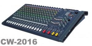 Table de mixage 16 Micro