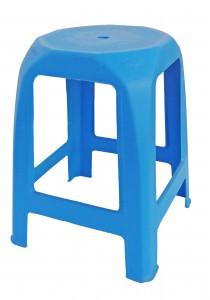 Tabouret GM couleur bleu