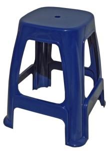 Tabouret Slim bleu