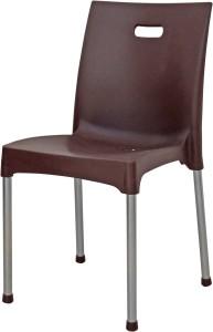 Chaise café marron